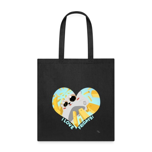 I Love Fridays! Tote Bag - Tote Bag