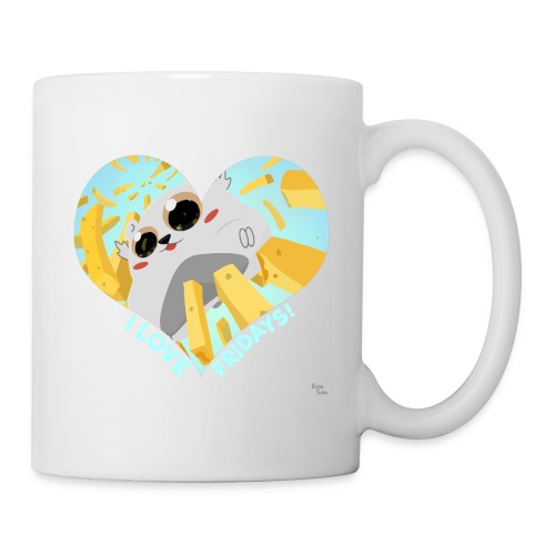 I Love Fridays! Mug - Coffee/Tea Mug