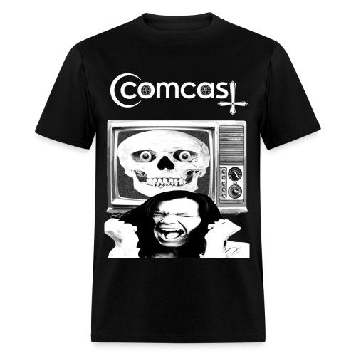 Comcast is the Devil - Men's T-Shirt