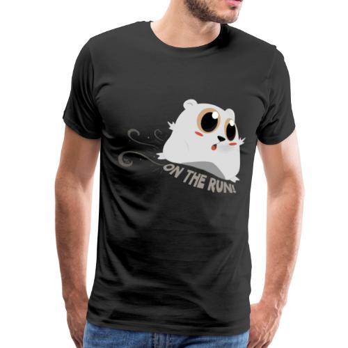 On The Run T-Shirt - Men's Premium T-Shirt