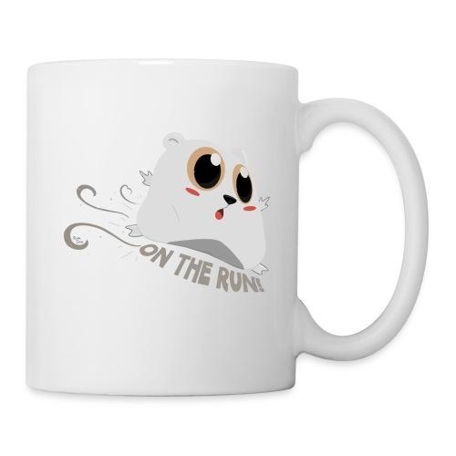 On The Run Mug - Coffee/Tea Mug