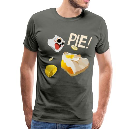 Pie! T-Shirt - Men's Premium T-Shirt
