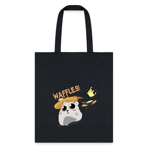 Waffles! Tote Bag - Tote Bag