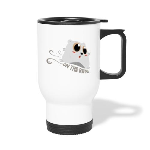 On The Run Travel Mug - Travel Mug
