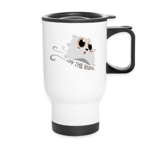 On The Run Travel Mug - Travel Mug