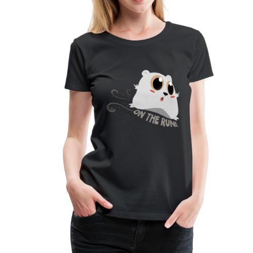 On The Run T-Shirt - Women's Premium T-Shirt