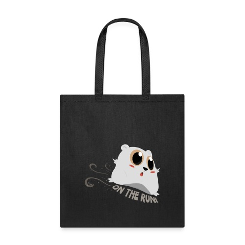On The Run Tote Bag - Tote Bag