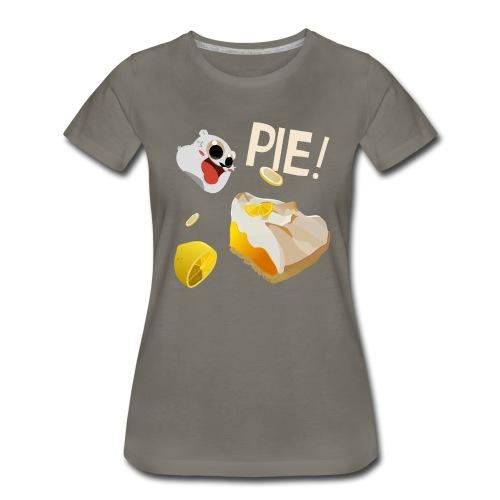 Pie! T-Shirt - Women's Premium T-Shirt