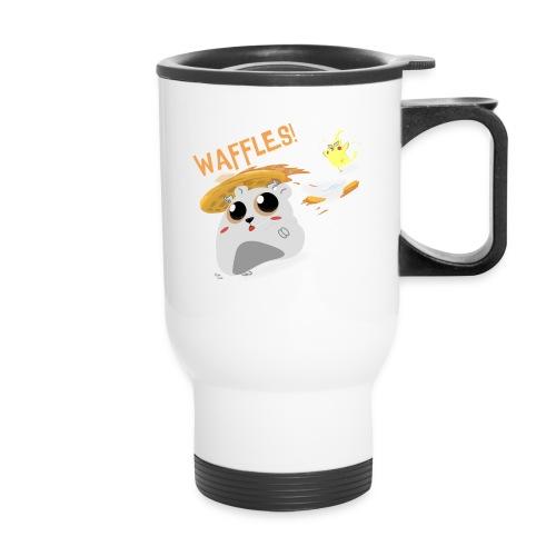 Waffles! Travel Mug - Travel Mug