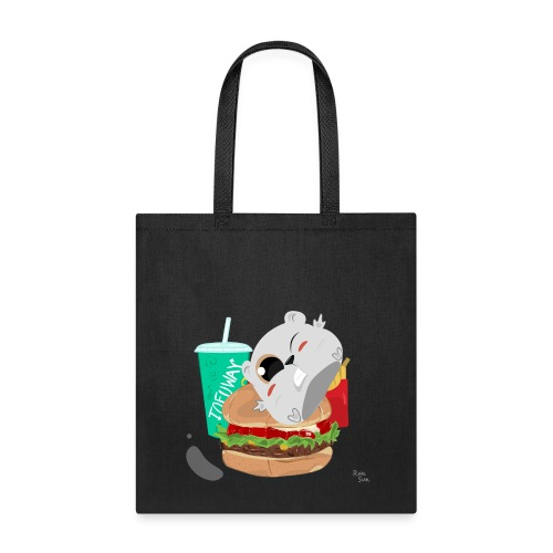 Fast Food Tote Bag - Tote Bag