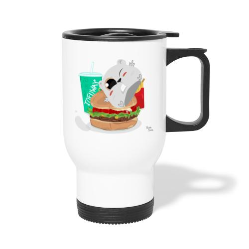 Fast Food Travel Mug - Travel Mug