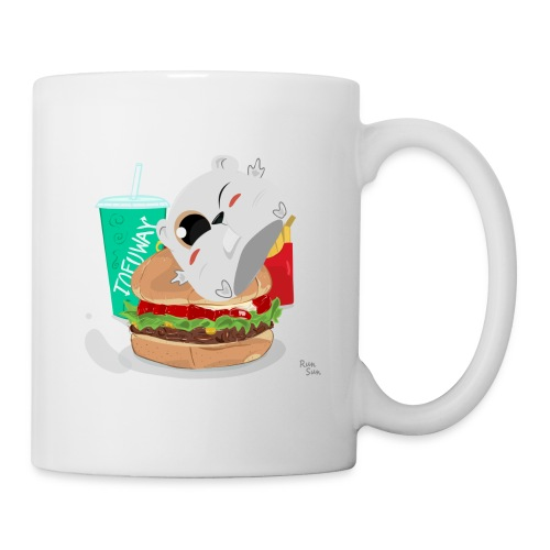 Fast Food Mug - Coffee/Tea Mug