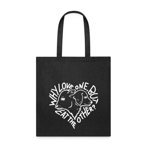 Why Love One? Tote - Tote Bag