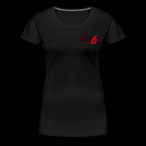 Grit6 Tee Womens - Women's Premium T-Shirt