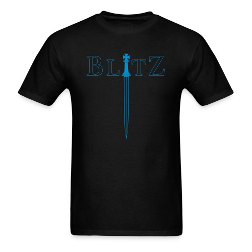 Blitz Chess - Men's T-Shirt