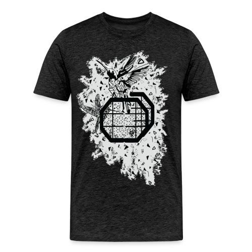 Save the birds Men's Premium T-Shirt - Men's Premium T-Shirt