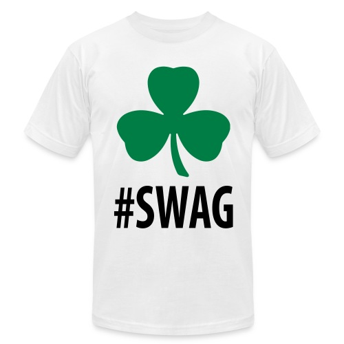 Irish Swag - Men's Fine Jersey T-Shirt