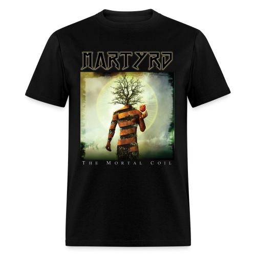 Martyrd - The Mortal Coil T-Shirt - Men's T-Shirt
