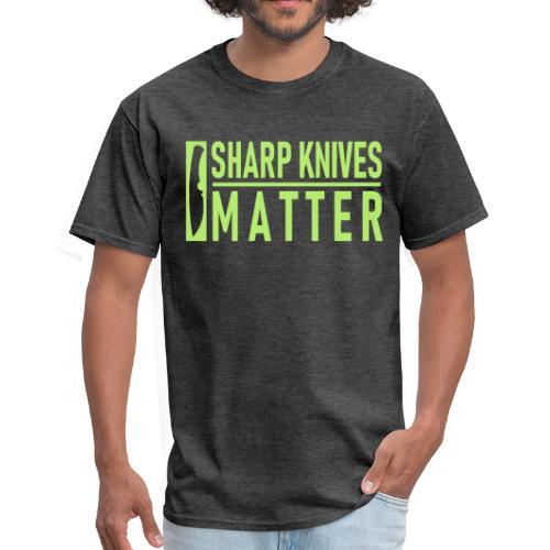 Sharp Knives Matter - Mens - Men's T-Shirt