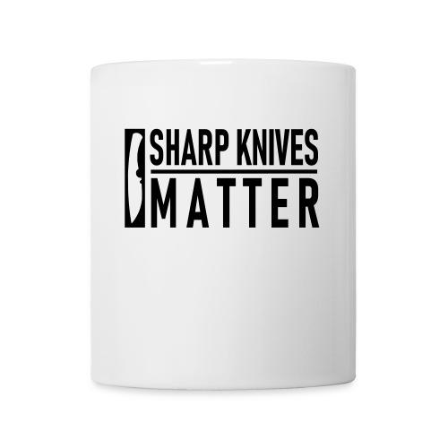Sharp Knives Matter - Coffee Cup - Coffee/Tea Mug