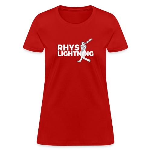 Rhys Lightning - Women's T-Shirt