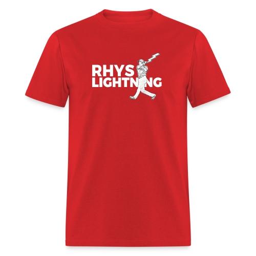 Rhys Lightning - Men's T-Shirt
