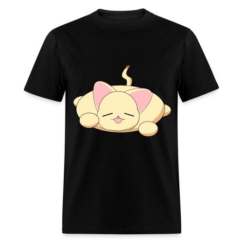 Fat Cat Design - Men's T-Shirt