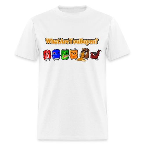 Soda Buds - WAYB? Shirt!  - Men's T-Shirt