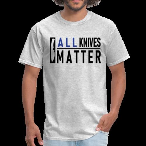 ALL Knives Matter - Mens - Men's T-Shirt
