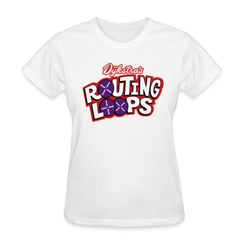 Routing Loops - Women's T-Shirt