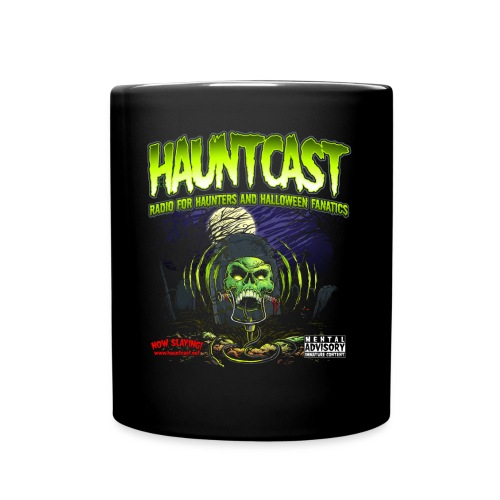 Hauntcast Coffee Mug - Full Color Mug