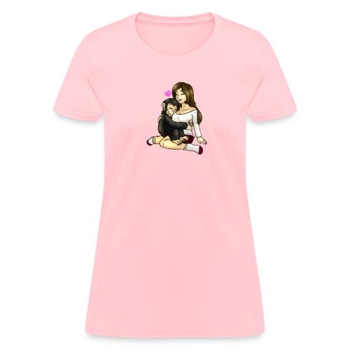 Women's Cute Couple Shirt - Women's T-Shirt