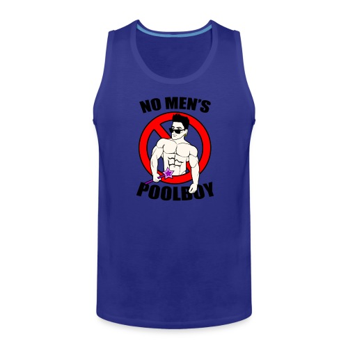 NO MENS POOLBOY - Men's Premium Tank