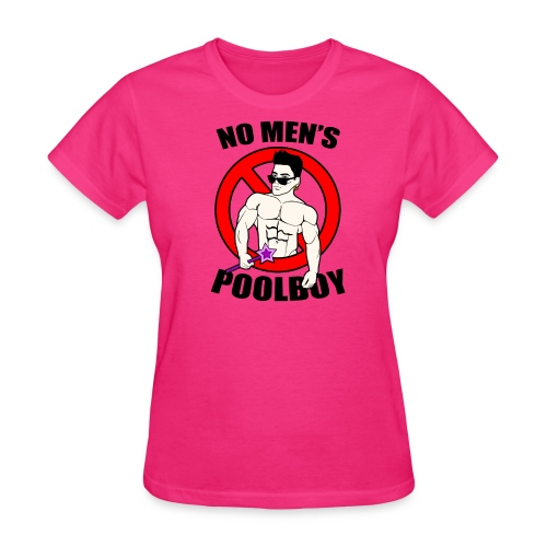 NO MENS POOLBOY - Women's T-Shirt