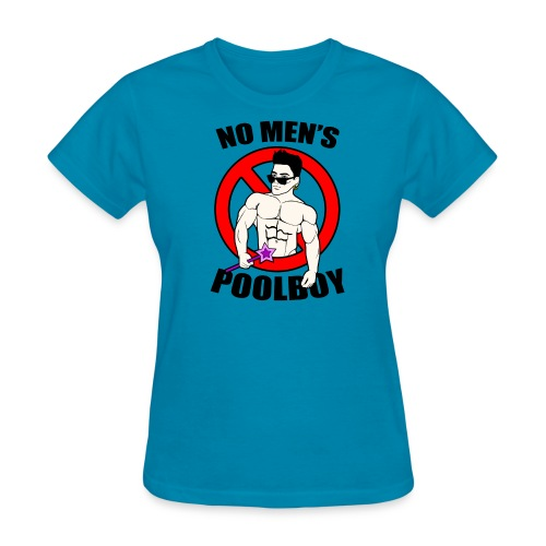 NO MENS POOLBOY - Women's T-Shirt