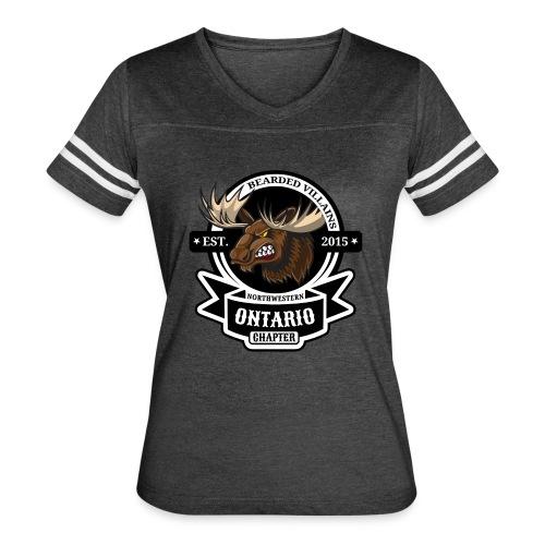 Women's Vintage with Tramp - Women's Vintage Sport T-Shirt