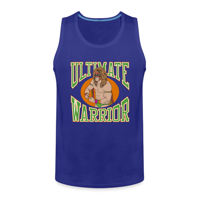 Ultimate Warrior Vintage Tank Top