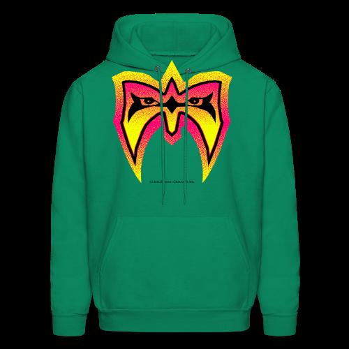 Ultimate Warrior Neon Green Hoodie - Men's Hoodie