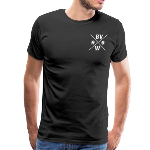 BIG BEARD Black - Men's Premium T-Shirt