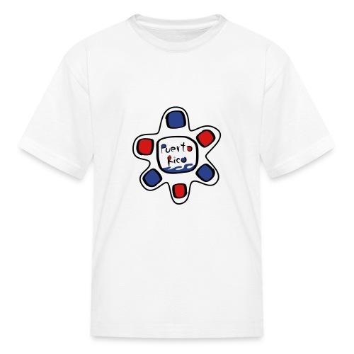 Sol Puerto Rico - Kids' T-Shirt