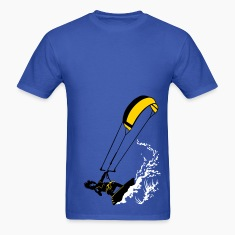 Kitesurf and wave flex T-Shirts