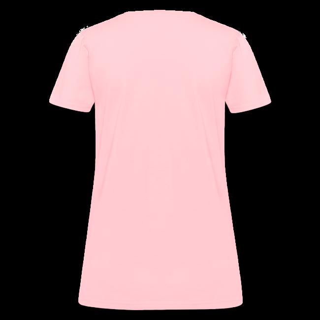 Peace Love Jiu Jitsu Women's T-shirt - bw