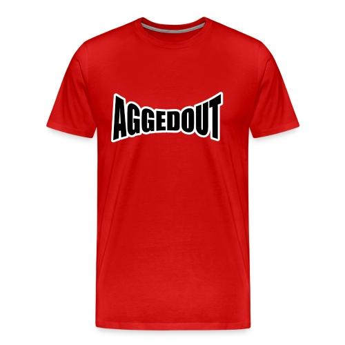 Aggedout_Premium - Men's Premium T-Shirt
