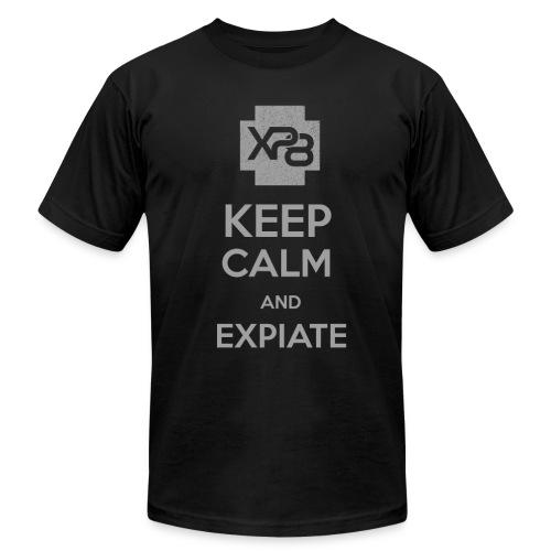 Keep Calm & XP8 - Men's Fine Jersey T-Shirt