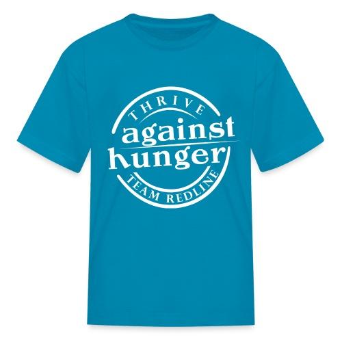 Against Hunger Kids T-shirt - Kids' T-Shirt