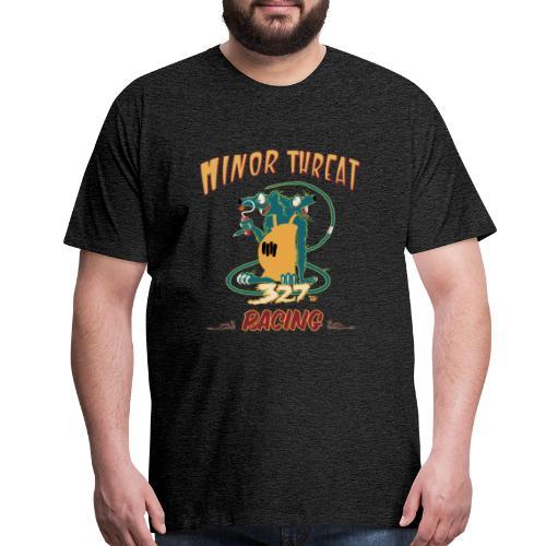 Minor Threat-1 - Men's Premium T-Shirt