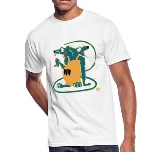 Rats only-3 - Men's 50/50 T-Shirt