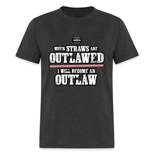 Straw Outlaw (men) - Men's T-Shirt