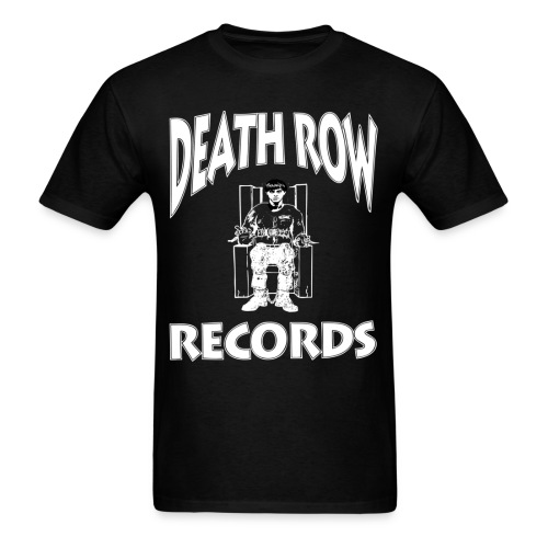 Dylan Roof - Death Row Records - Men's T-Shirt