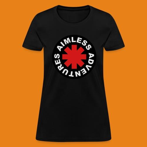 Red Hot Adventure - Women's Cotton - Women's T-Shirt
